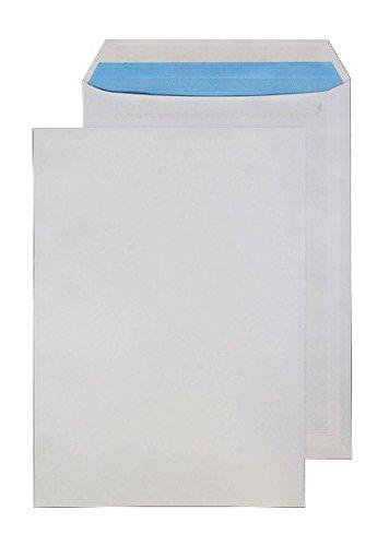 Purely Everyday - Sobre (250 unidades, 100 g/m², C4, 324 x 229 mm, autoadhesivo), color blanco