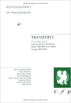 Transferts de Diane L'Heureux-Le-Beuf ,Georges Pragier,Laurent Danon-Boileau (Auteur, Sous la direction de) ( 1 juin 1999 )