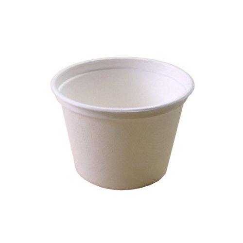 Geben Sie auch Probe f?r L048 50 St?ck E Form Mini-Cup-140ml Einweg-Pappbecher stilvolle Eco! (Japan Import / Das Paket und das Handbuch werden in Japanisch) -