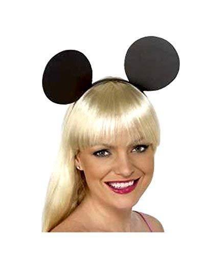 JD Fashion Clothing Micky Maus Ohren Minnie Stirnband -