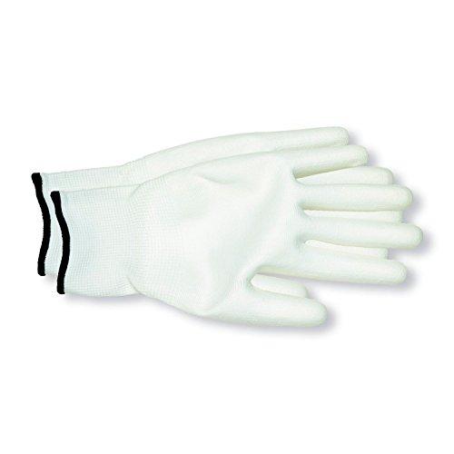 12 Paar PU Handschuhe Größe 10 EN 388 Senso Grip weiß CE Cat II