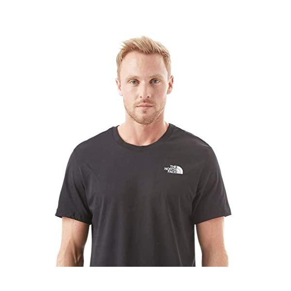 The North Face - M Ss Simple Dome Tee, Maglietta a Maniche Corte Uomo 5 spesavip