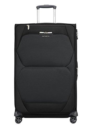 SAMSONITE Dynamore Spinner 78/29 Expandable - 3.3 KG, 111 L Bagage cabine, 78 cm, 121.5 liters, Noir (Black)