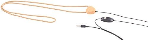 Callstel Zubehör zu Induktives Headset: Induktionsschleife für Spy-Headset SHS-100, mit 3,5-mm-Klinkenstecker (Spy Hörverstärker)