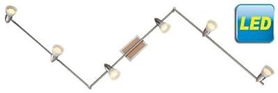 Deckenstrahler LED Deckenspot Knickgelenk Deckenlampe Deckenleuchte Spot TWENTIS von Esto bei Lampenhans.de