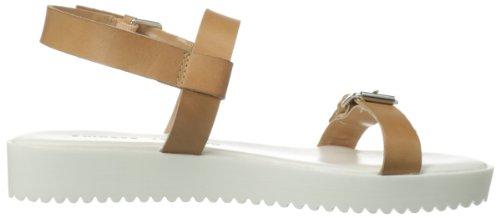 Chinese Laundry Note Worthy Leder Gladiator Sandale haselnussbraun