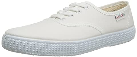 Victoria Inglesa Lona, Sneakers Basses mixte adulte, Blanc (20 Blanco),