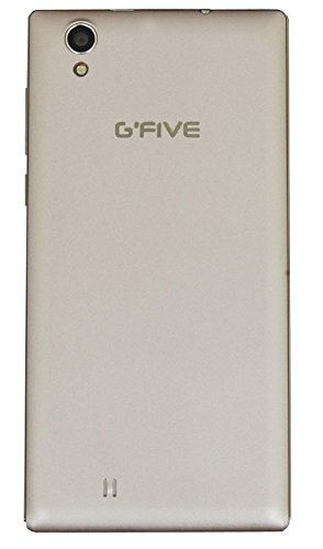 Gfive A98 5 inch 3G Smartphone In Gold colour
