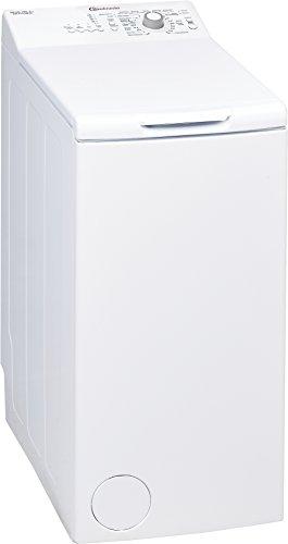 Bauknecht WAT Prime 550 SD Waschmaschine TL/A++ / 160 kWh/Jahr / 1000 UpM / 5,5 kg/Kurz 15 schnelle Wäsche in 15 min/Mengenautomatik/weiß