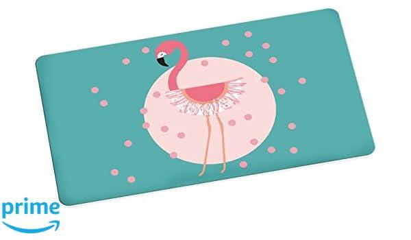 Flamingo/_BRETTCHEN/_Fr/üchte Fr/ühst/ücksbrett Melamin 23,5 x 14 x 0.5 cm INFKH infinite by GEDA LABELS Mehrfarbig