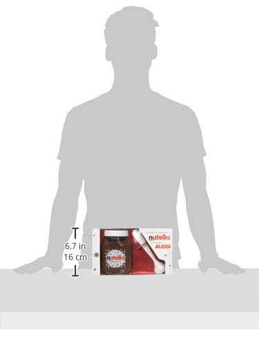 Nutella Alessi Collector Coffret 825 g | L'épicerie bleue