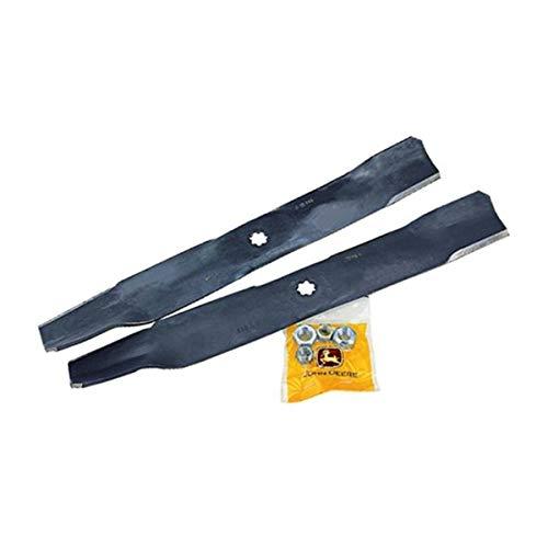 Kit 42 Deck (John Deere am141034Rasenmäher Blade Kit für 106,7cm Deck)