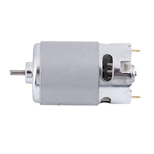 RS-550 Micro Motor DC 12-24V 5800 Rpm Elektromotor Für Verschiedene Schnurlose Elektrische Handbohrmaschine