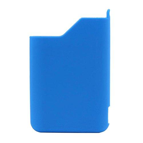 Tasche Zuschneiden (taottao Silikon Holder Cover Case Tasche Sleeve für suorin Air Box, blau)