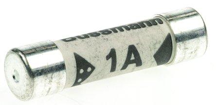 Bussmann BS1362 Sicherungseinsatz für Netzstecker, 1A, 10 Stück Bussmann Sicherungen