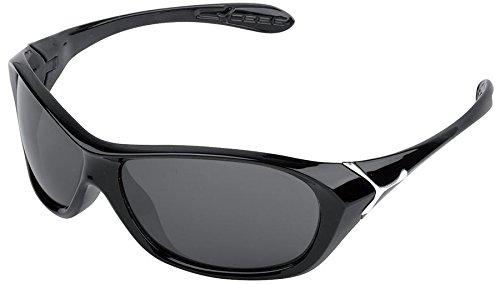 Cebe Sonnenbrillen Jackal CBD001 Shiny Black 1500 Grey
