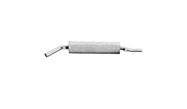 Imasaf 48 10 07 Endschalldämpfer Auto