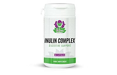 Eden Health Inulin Complex 60 Capsules (Healthy gut, fibre, keep regular, decrease bloat) from Eden Health