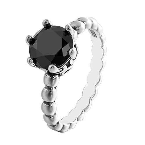 Anelli da donna argento sterling 925 misura anello 12 (venti segreti) - changeable
