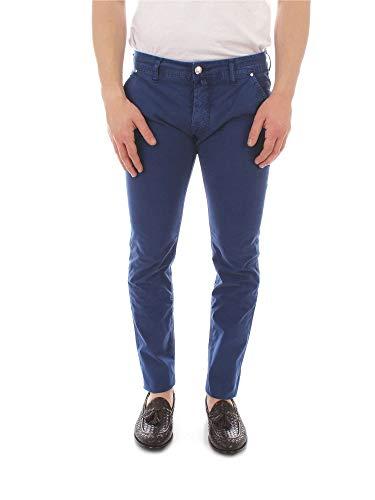 Jacob Cohen J613 Comf 08554 Jeans Uomo Blu 34