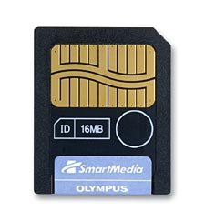 Olympus 16MB Card SmartMedia