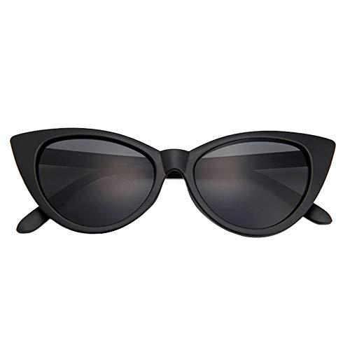 Europäische und amerikanische Mode Katzenauge Sonnenbrille sexy Retro-Sonnenbrille wilde Brillengestell Trend Sonnenbrille