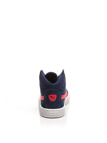 Puma 358202/02, Baskets mode garçon Bleu