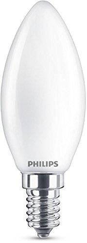 Philips LEDclassic Lampe ersetzt 25W, E14, warmweiß (2700 Kelvin), 250 Lumen, Kerze