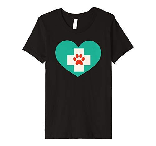 Kinder Vet Shirt Dress up Veterinarian Costume For ()
