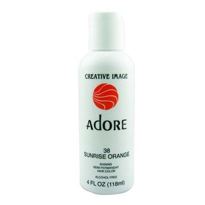 Adore Creative Image Hair Color #38 Sunrise Orange
