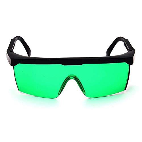 QPX 405nm 445nm Violeta Azul Gafas Láser / 200-450nm Láser Gafas de protección