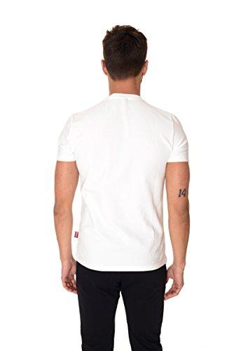 t-shirt-manica-corta-uomo-carlsberg-bianca