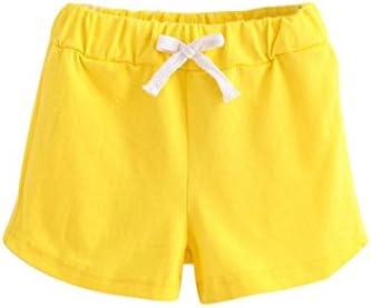 Pantalones para Bebés , Switchali niño algodón pantalones cortos para chicas Bebé niña moda Pantalones deportivos para Chicos Verano Ropa Pantalones casuales playa barato