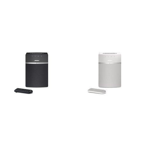 Bose ® SoundTouch ® 10 wireless Music System weiß und schwarz