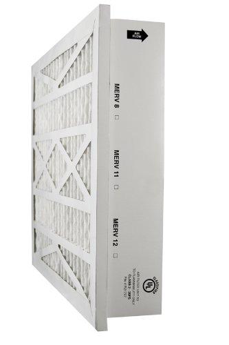 12x 12x 5(11.75x 11.75x 4.38) Merv 13Aftermarket HONEYWELL Ersatz Filter (2Stück) -