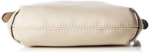 Tom Tailor Acc Denise 19111 Tracolle Da Donna 21x14x4 Cm (wxhx) Bianco (bianco Opaco 13)