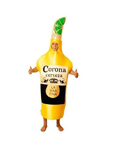 DISBACANAL Corona Beer Costume - Unique, XL