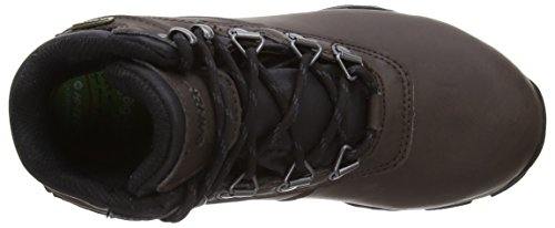 Hi-tec Altitude V Waterproof, Chaussures de Randonnée Hautes Garçon Marron (Dark Chocolate 041)
