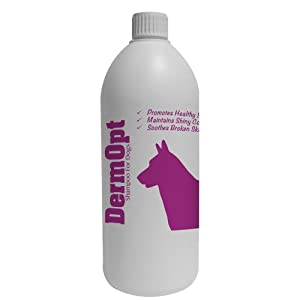 DermOpt-6-in-1-VET-CREATED-Itchy-Dog-Shampoo-Conditioner-Moisturiser-Detangle-PLUS-Eliminates-Stinky-Smelly-Germs-Soothes-Sensitive-Itching-Skin-Allergies-SLS-Paraben-Scent-Free