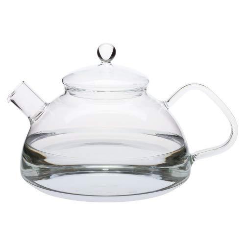 Trendglas Jena Wasserkocher NOVA aus Borosilikatglas mit Glasdeckel, 1.2 L