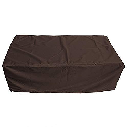 dDanke Gartenmöbel Set Abdeckung Wasserdicht Rechteckig Tisch Abdeckung für Outdoor Terrasse Möbel Sets Schutz - Outdoor Tisch Rechteckig