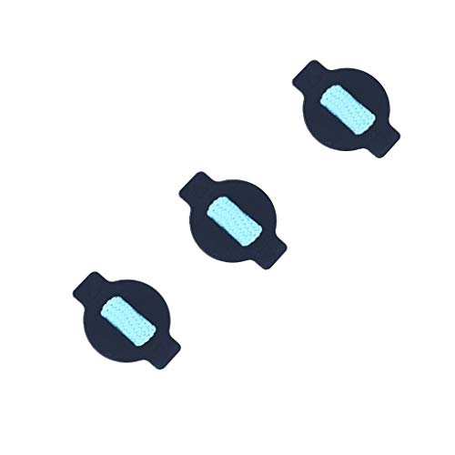 FBGood Kehrroboter Zubehör (3 Stück Wassertank Filter) Für iRobot Braava 380t 320 Mint 5200 4205 4200 5200C Wischroboter, Original Staubsauger Ersatzkit Hocheffizienter Ersatzteile - Mint Cleaner