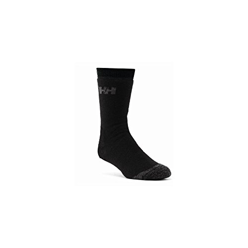 Helly Hansen 75717_990-46/48 Terry Chaussettes Taille 46/48 Noir