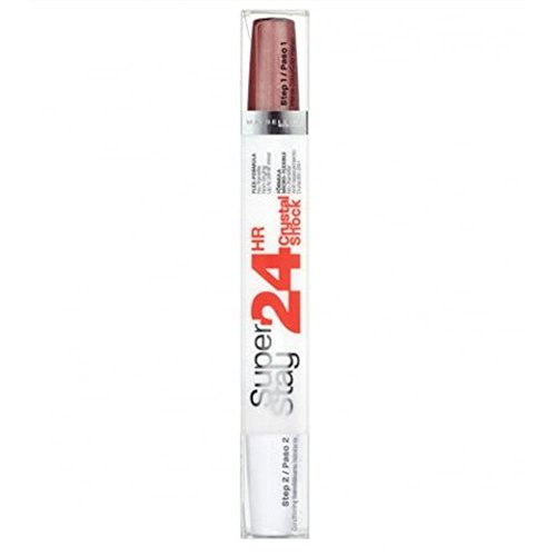 Maybelline SuperStay 24 Hour Lipstick - 9ml (270 Crystallized Copper)