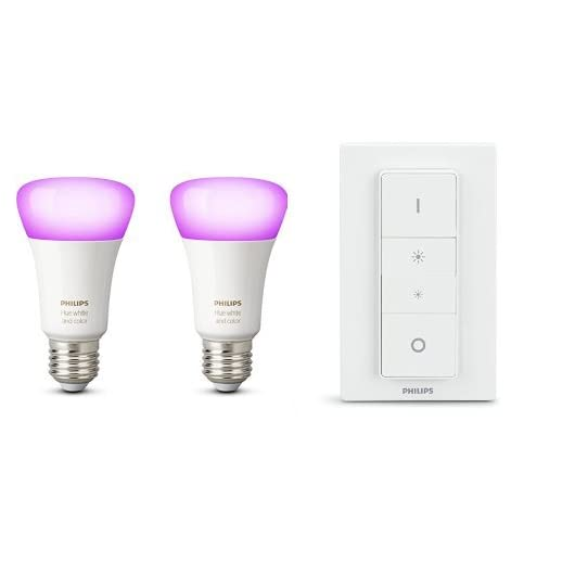 Philips Hue White and Color Ambiance Lampadine LED