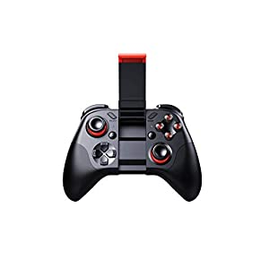Loong Wireless Controller mit Bluetooth Wireless Gaming Controller Gamepad Unterstützung iOS Android OS VR 054