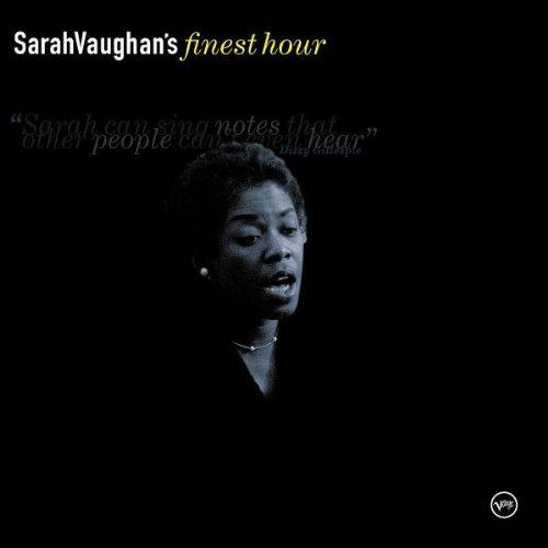 Sarah Vaughan: Finest Hour