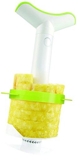 Vacuvin 4052046 Apfelschneider mit Ananas