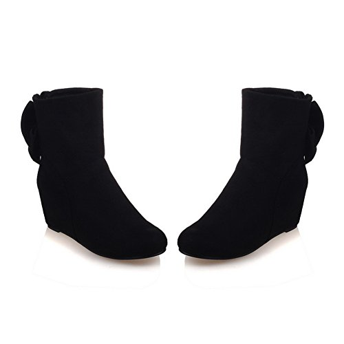 Balamasa - Bottes De Neige Pour Femmes Black