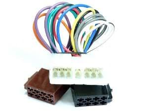 DAEWOO RADIOADAPTER Radio Adapter Kabel Stecker ISO